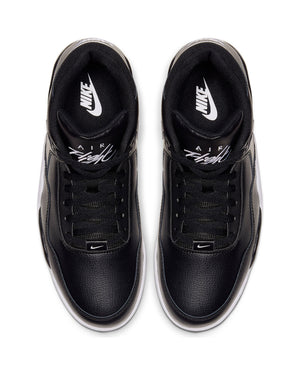 Men's Nike Flight Legacy Sneaker - Black White