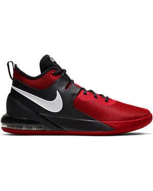 Men's Nike Air Max  Impact Sneaker - Red White Black