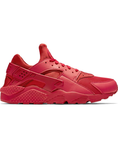 Men's Nike Huarache Sneaker - Red