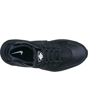 Men's Nike Huarache Sneaker - Black