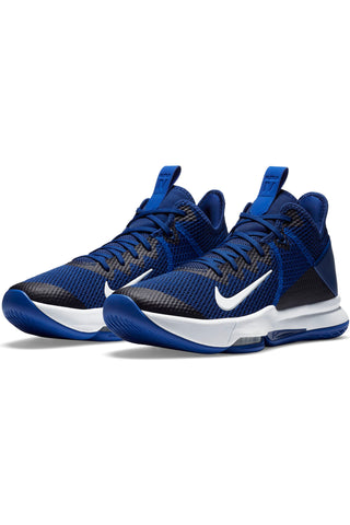 Men's LeBron Witness IV Shoe - Blue