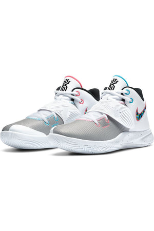 NIKE-Men's Kyrie Flytrap III Shoe - White Yellow-VIM.COM