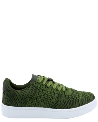 Low Top Mesh Sneaker