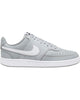 Men's Nike Court Vision Low Sneaker - Grey White