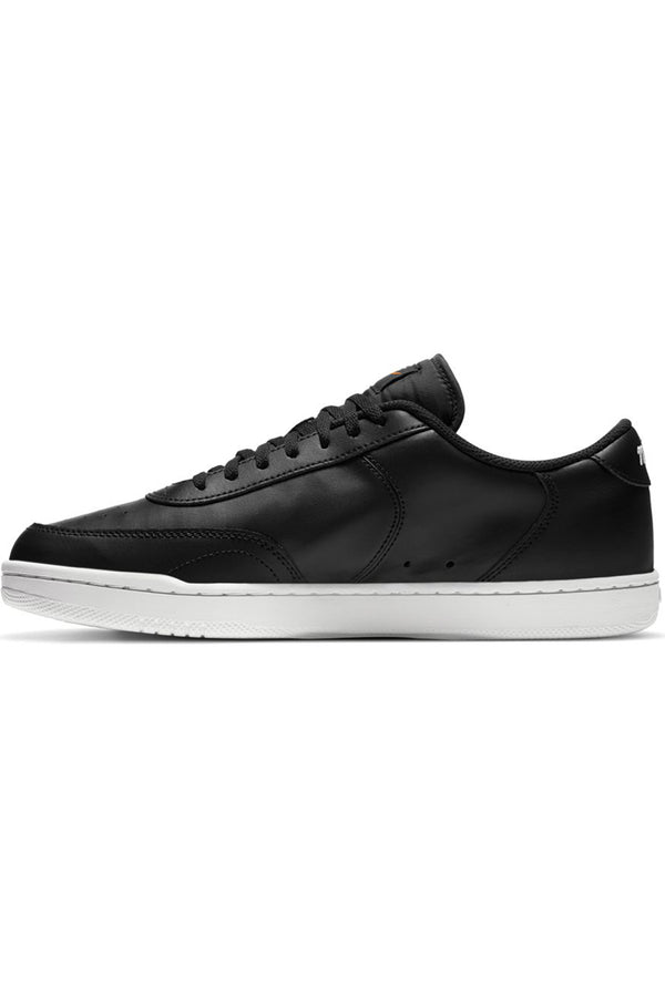 Men's Court Vision Shoe - Black White