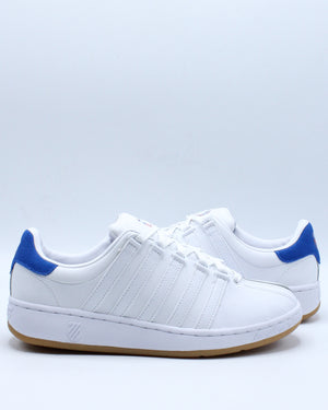 Men's Vn Basketball Sneaker - White Blue