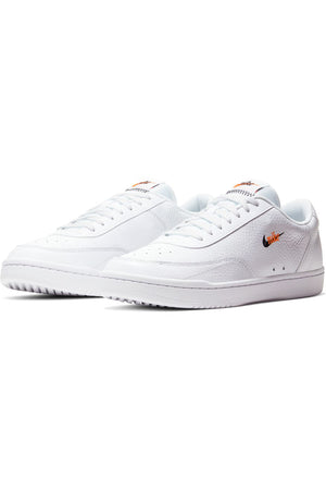 NIKE-Men's Court Vintage Premium Shoe - White-VIM.COM