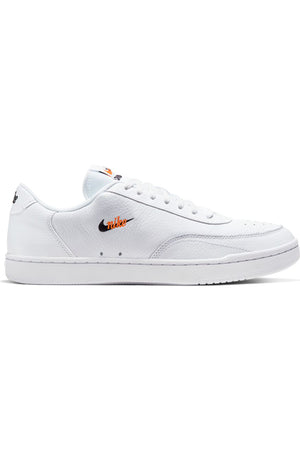 Men's Court Vintage Premium Shoe - White