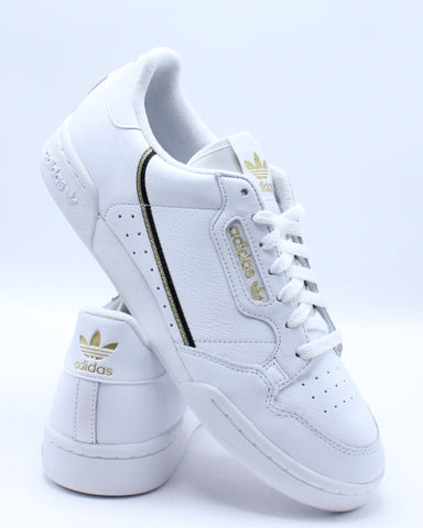 Men's Continental 80 Sneaker - White Gold