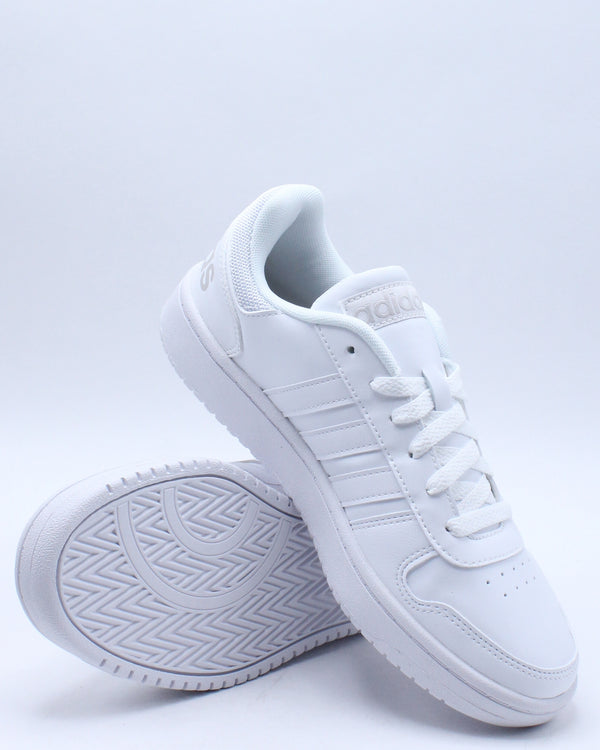 Men's Hoops 2.0 Sneaker - White Grey
