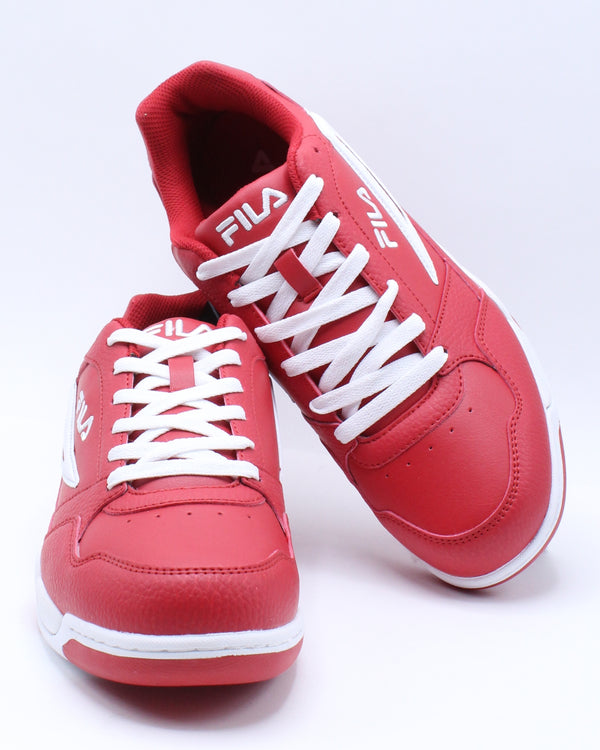Men's Multiverse Sneaker - Red White
