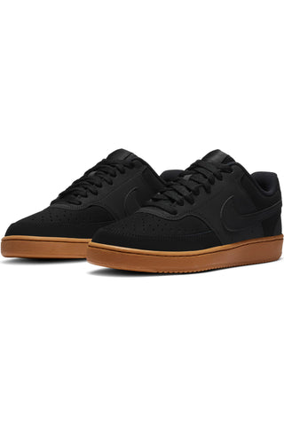 Men's Court Vision Low Shoe - Black Wheat