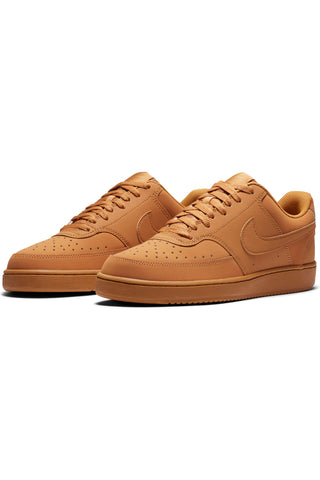 Men's Court Vision Low Shoe - Wheat