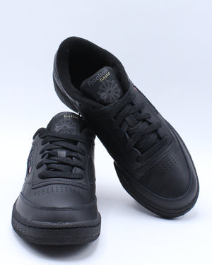 Men's Club Classic Sneaker - Black