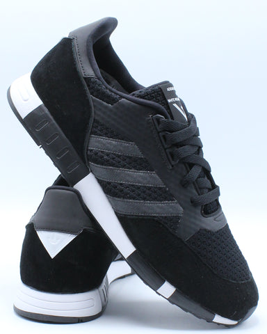 ADIDAS-Men's Wwm Boston Super Pk Sneaker - Black White-VIM.COM