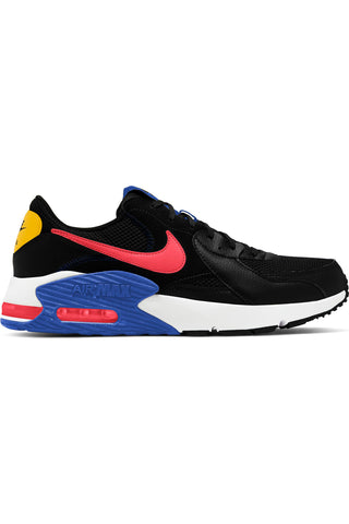 Men's Air Max Excee Sneaker - Black Red