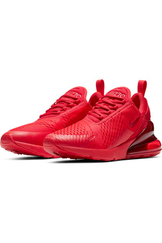 Men's Air Max 270 Shoe - Red