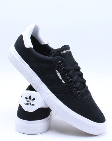 ADIDAS-Men's 3mc Sneaker - Black White-VIM.COM