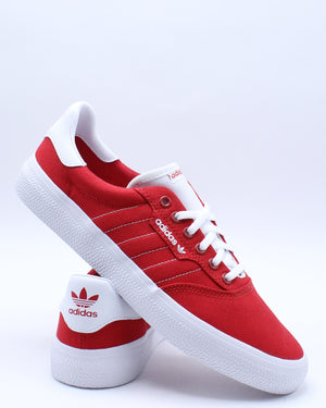 ADIDAS-Men's 3mc Sneaker - Red White-VIM.COM