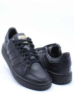 Men's Team Court Sneaker - Black