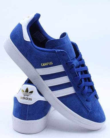 Men's Campus Adv Sneaker - Blue White