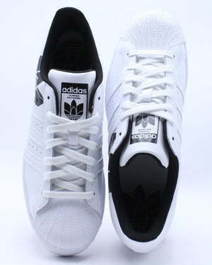 Men's Superstar Sneaker - White Black