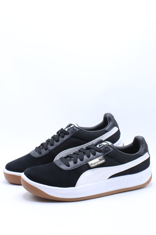 Men's California Casual Shoe - Black White