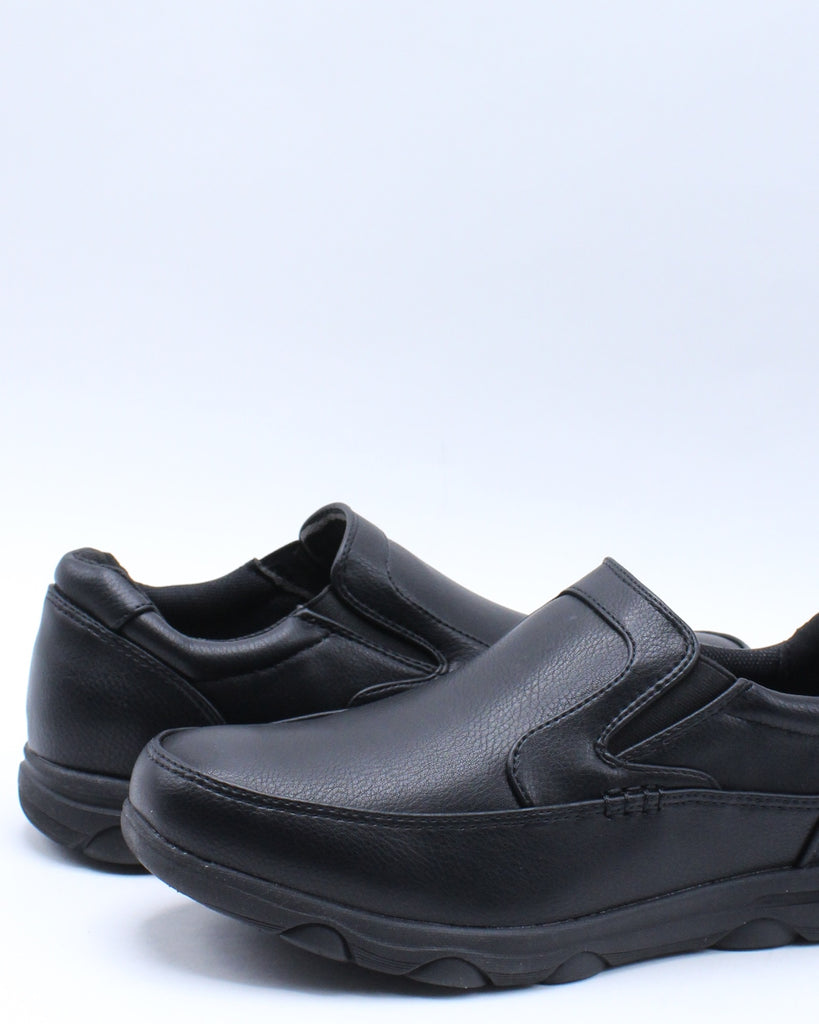 Men's Slip On Resistant Shoe - Black