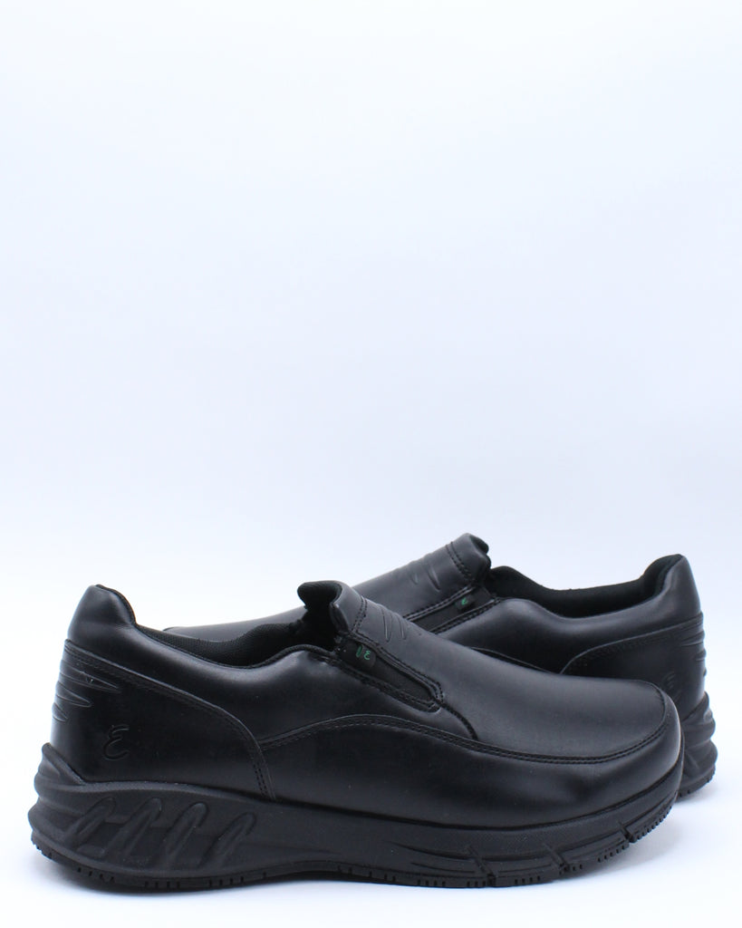 Mens Decatur Smooth Ezfit Shoe - Black