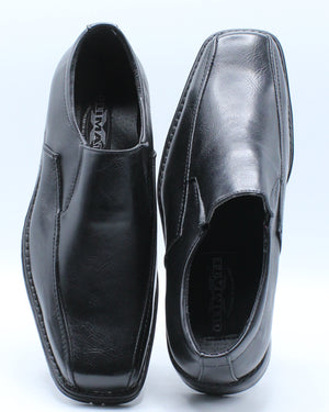 Men's Slip On Loafer - Black