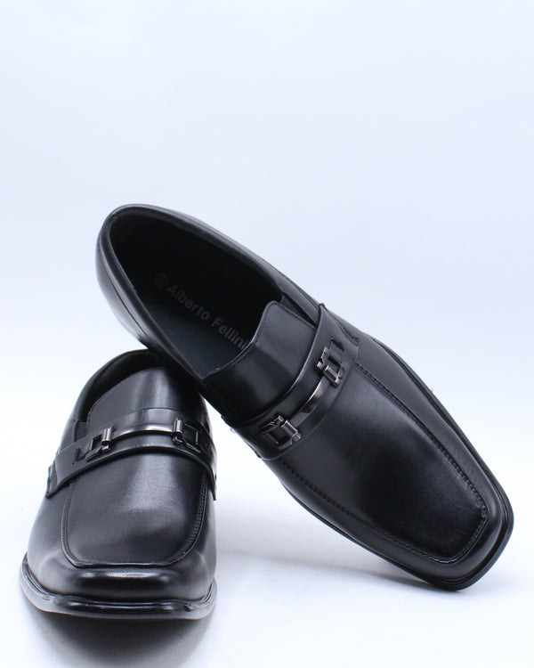 Men's Slip On Dress Shoe - Black