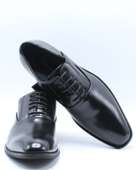 Mens Slip On Dress Shoe - Black
