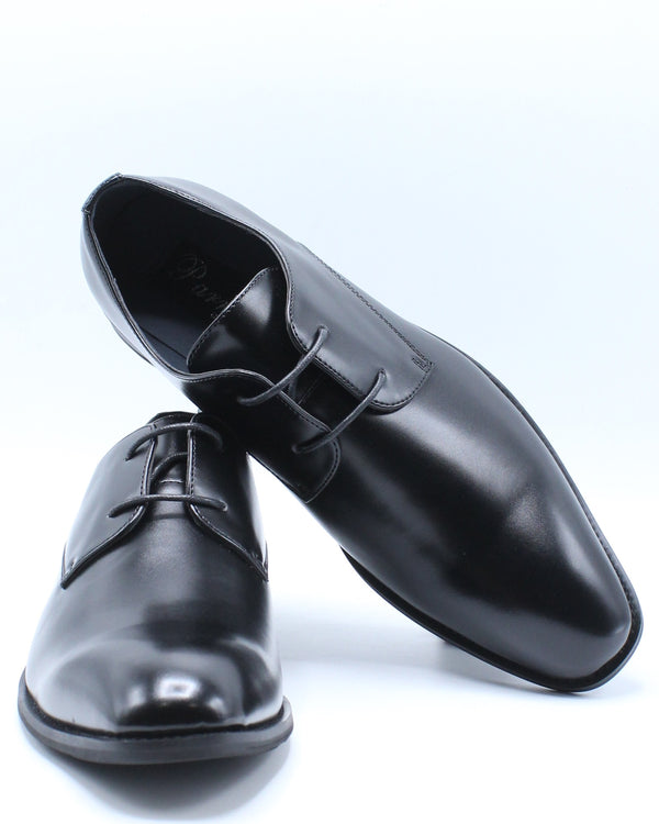 Men's Dress Lace Up Shoe - Black