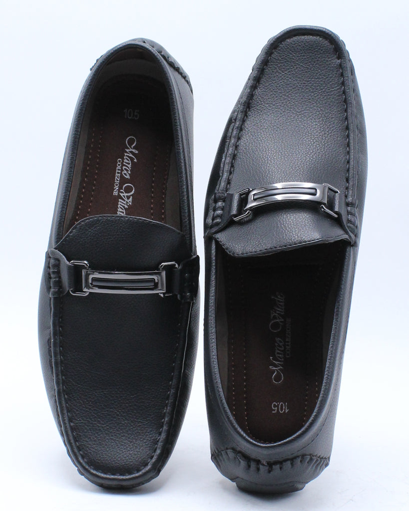 Driving Buckle Shoe