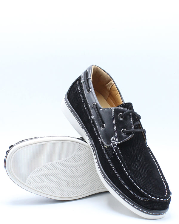 Men's Conley Lace Shoe - Black