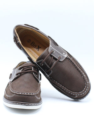 Men's Conley Lace Shoe - Brown