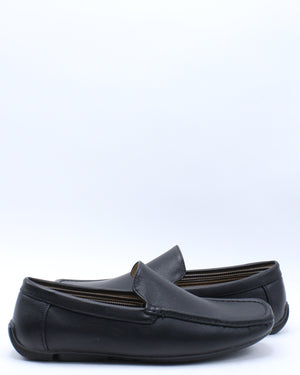 Men's Moc Toe Drive Shoe - Black