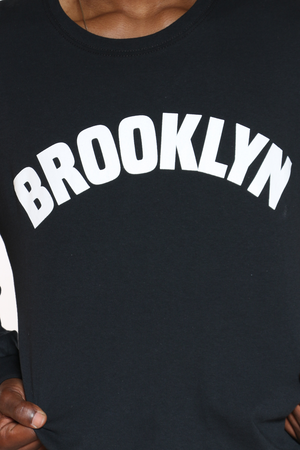 Men's Brooklyn Tee - Black
