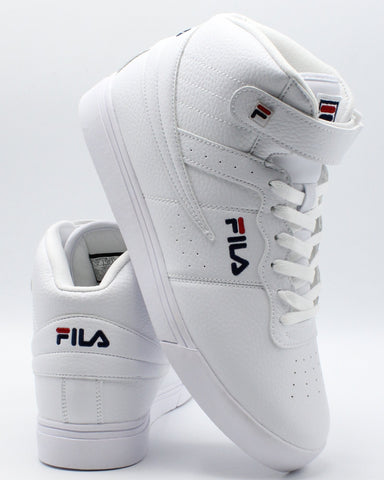 FILA-Men's Vulc 13 Mp Phente Sneaker - White Navy Red-VIM.COM