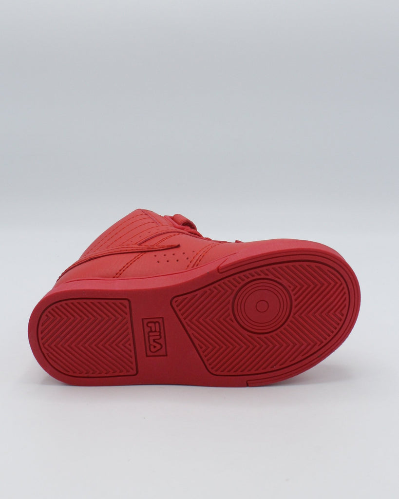 FILA Vulc 13 Mp Tonal Sneaker (Toddler) - Red - Vim.com