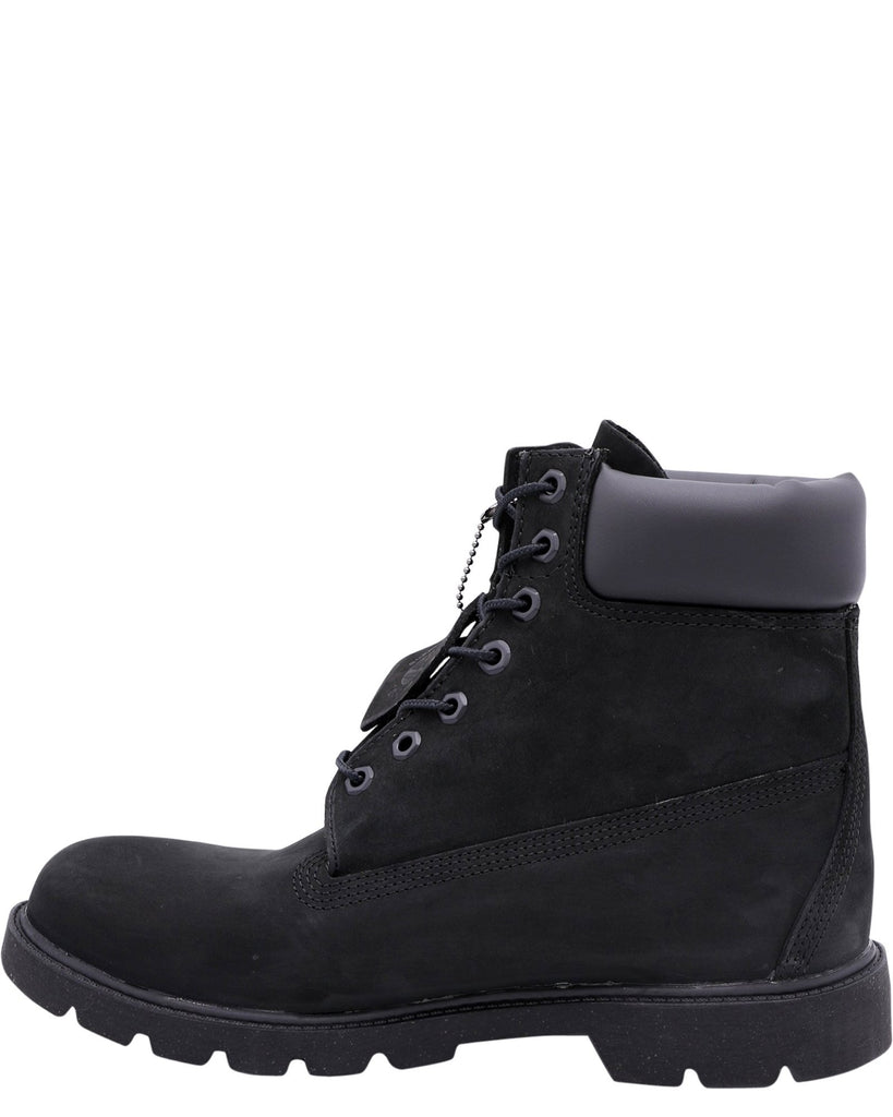 TIMBERLAND Men'S 6-Inch Basic Waterproof Boot - Black - Vim.com