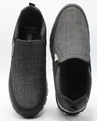 LONDON FOG Men'S Berwick Slip On Sneaker - Black - Vim.com
