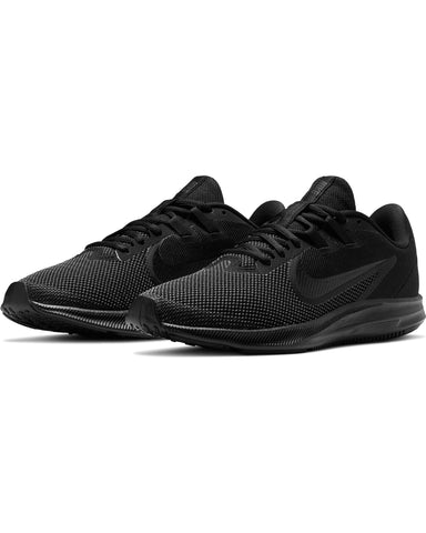 Womens Nike Downshifter 9 Sneaker - Black