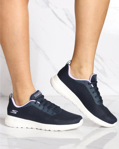 Women's Go Walk Joy Up Turn Sneaker - Blue