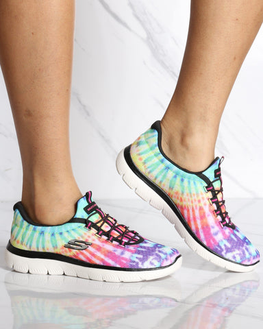 Women's Summit Low Top Sneaker - Multi
