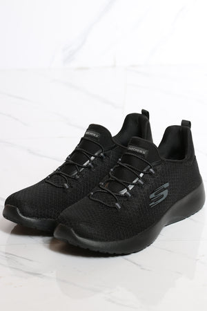 Women's Dynamight Sneaker - Black