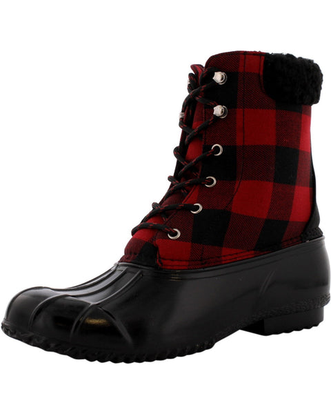 London Fog - Women's Snow LL Boots - Brown - V.I.M. - 1