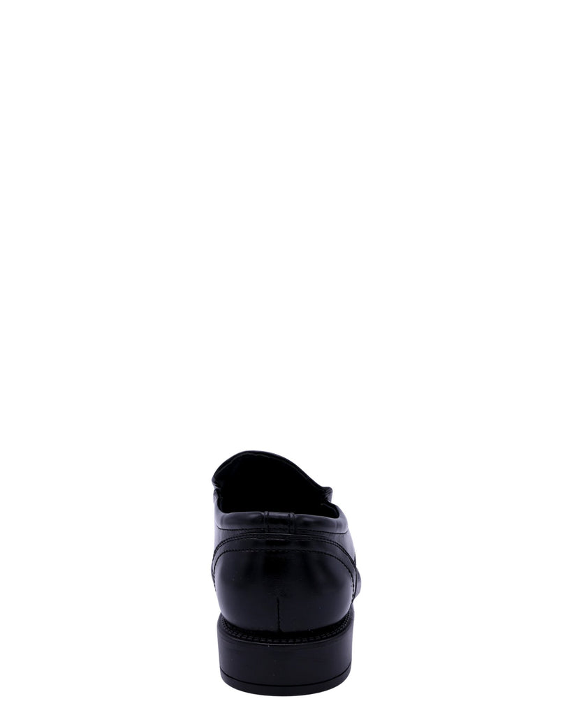 ALBERTO FELLINI Men'S Slip On Dress Loafer - Black - Vim.com