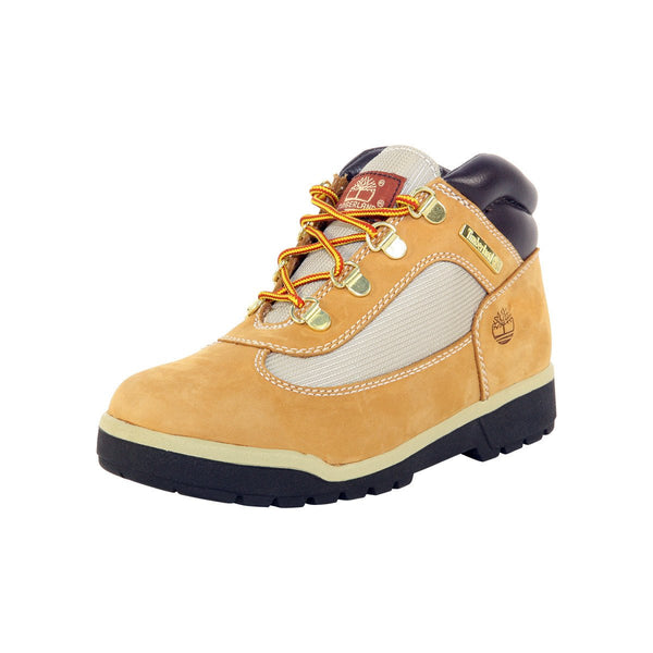 TIMBERLAND Waterproof Field Hiking Boot (Pre School) - Wheat - Vim.com