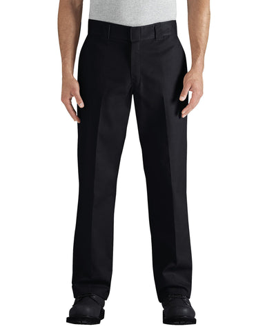 DICKIES-Men's Cell Phone Pocket Pant - Black-VIM.COM